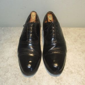 Church's England Cap toe Derby dress shoes